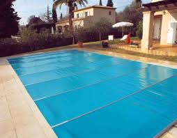bache couverture piscine