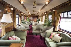 Croisiere train luxe