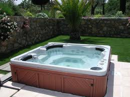 installation spa jacuzzi